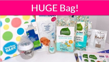 Free Baby Goodie Bag! So Easy !