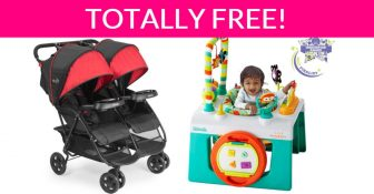 Totally Free Kolcraft Baby Products!