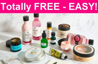 Possible FREE The Body Stop Products.