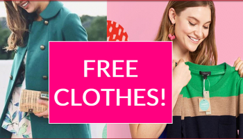 TOTALLY FREE Clothes or Accessory ! RUNNN!
