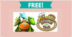 Free Dinosaur Train Poster by Mail