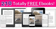 RUN! 210 Completely FREE Ebooks! { Including 30 Classics! }
