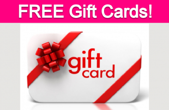 Free Gift Cards!