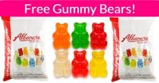 Free Bag Of Gummy Bears!