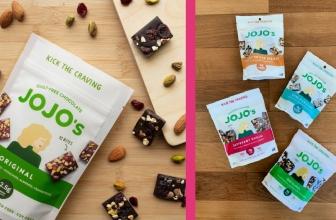 Totally FREE JOJO's Original Chocolate Bites.