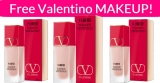 Possible Totally FREE Valentino Primer and Highlighter!