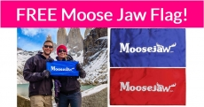 FREE Moose Jaw Flag! easy.