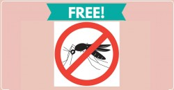 Free Mosquito Repellent Patch Sample