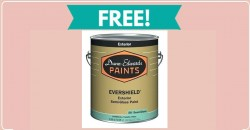 Free Paint Color Sample!