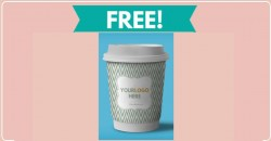 Free Easy PAPER Cup Sample !