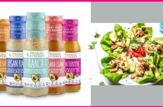 Possible FREE Primal Kitchen Salad Dressing!