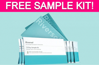 Totally Free 15-Day Riversol Skincare Kit!