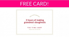 Free Personalized Holiday Card!