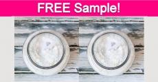 Free Laundry Soap Sample!