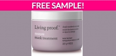Free Living Proof Hair Mask Sample!