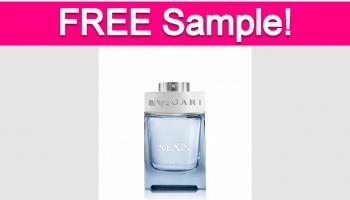 Free Sample of Bvlgari Man Glacial Essence Fragrance!