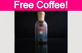 Free Jenerik Coffee Sample!