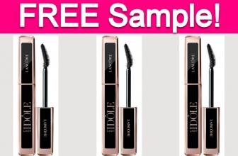 Possible Free Lancome Mascara!