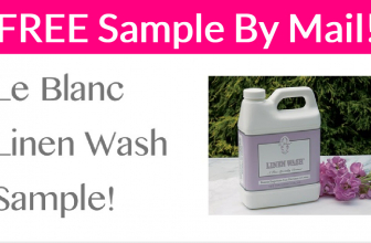 Free Laundry Product Samples