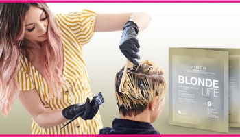 Easy – FREE – Hair Color Sample by mail.