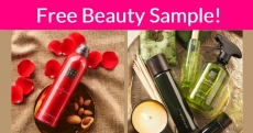 Free Beauty Sample By Mail of Rituals Products!