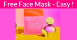 Free Sample By Mail of Peach & Lily Original Glow Sheet Mask