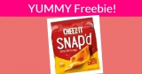 Free Sample by mail of Cheez-It Snap'd!