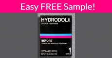 EASY Free Sample By Mail ! Free Hydrodol Sample ( Hangover cure ).