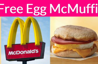 FREE Egg McMuffin – TODAY ONLY! { March 2nd }