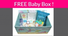 Free Baby Box or Onesie ! SO Easy!