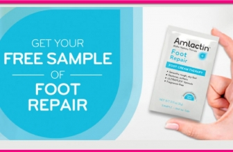 Super EASY FREEBIE! Free Sample By Mail Of Foot Cream!