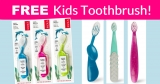 Free RADIUS Children's Toothbrush!
