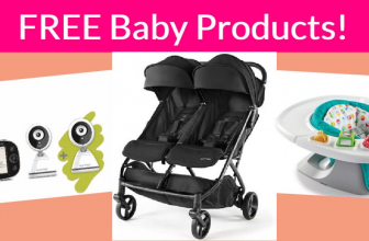 Possible FREE Summer Baby Products! [ Monitors, Strollers and MORE ]