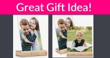 100% FREE Metal Photo Display ! { $18.99 Value! }