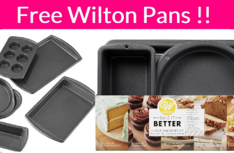 Possible Free Wilton Baking Pans!