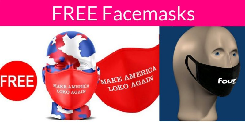 OMG – Totally FREE Face Mask!