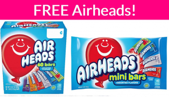 Free Airheads By Mail!