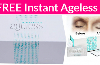 FREE Sample By Mail Of Instant Ageless !