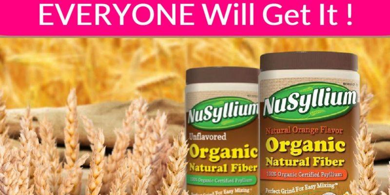 Free NuSyllium Fiber Sample