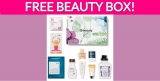 Totally Free Target Beauty Box!
