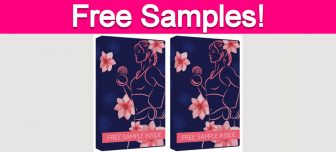 Free Feminine Care Product Samples!
