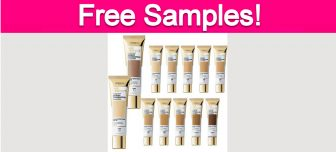 Free Samples of L'Oreal Radiant Serum Foundation!