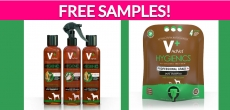 Free Sample by Mail of AdVet Dog Shampoo & Conditioner!