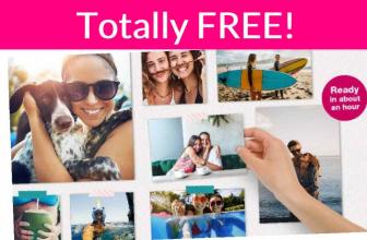 FREE 8×10 Photo Print !