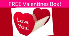 Free Love Note BOXES for Kids!