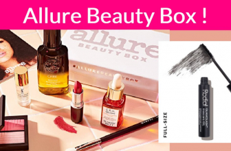 Allure Beauty Boxes! $109 FULL SIZE Products = ONLY $10 !