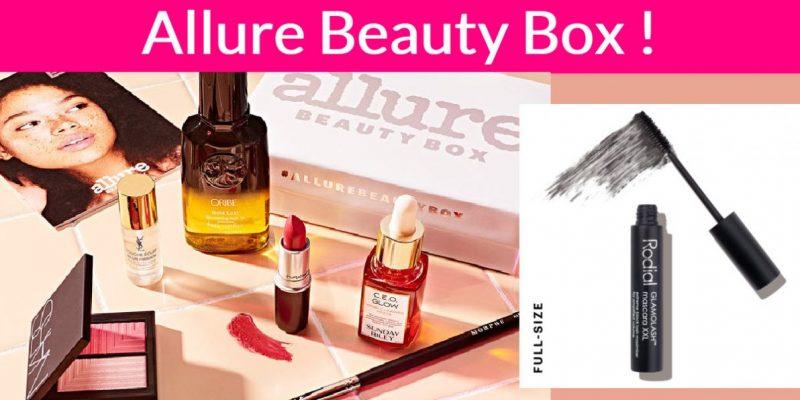Allure Beauty Boxes!