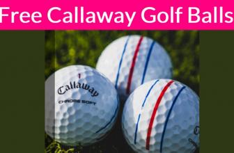 FREE Callaway Golf Balls!