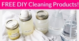 FREE DIY Cleaning Products!