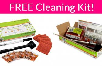 FREE By Mail Scotch-Brite Quick Clean Starter Kit!